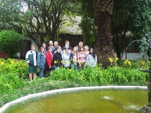 elizabethtown college ecuador trip