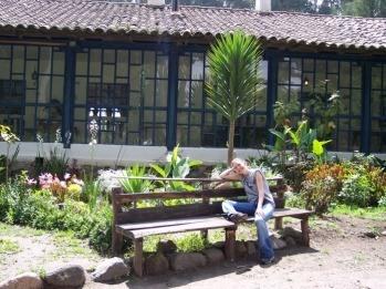 At the Hacienda