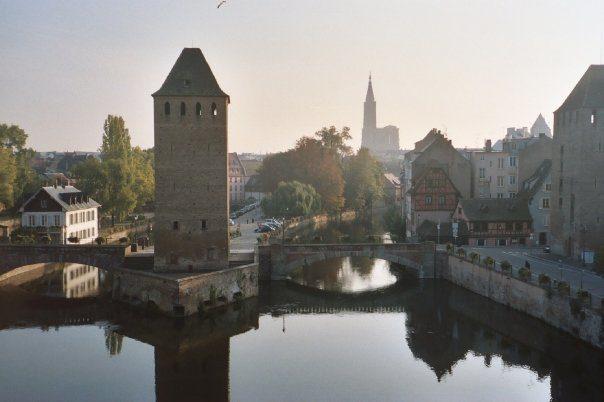 Strasbourg Bridge