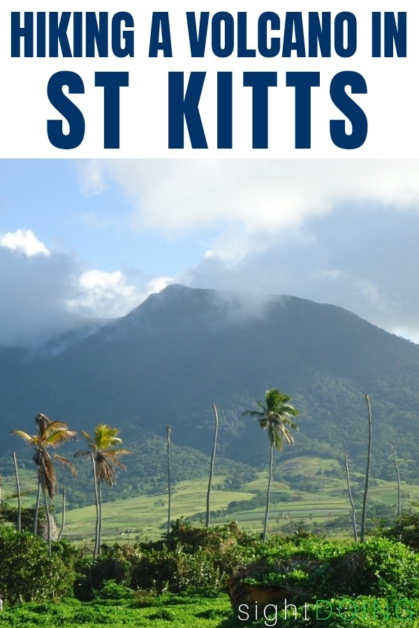 st kitts volcano hike