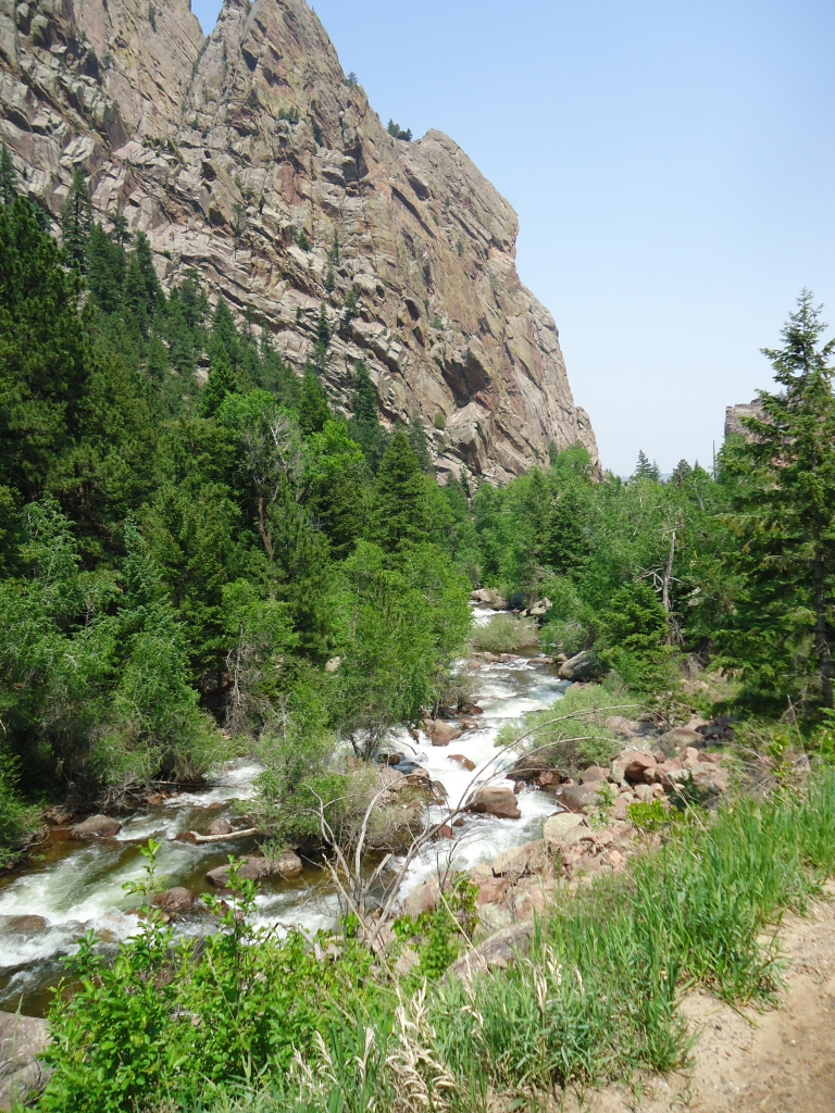 Fresh Air at Eldorado Canyon State Park