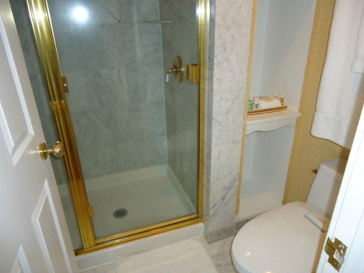 cliff house bathroom stash hotel rewards