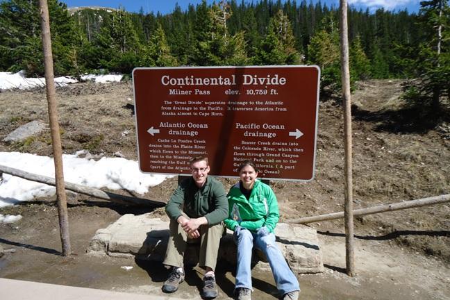 continental divide rocky mountain national park rmnp colorado