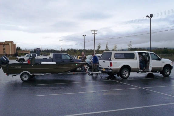 truck in fairbanks