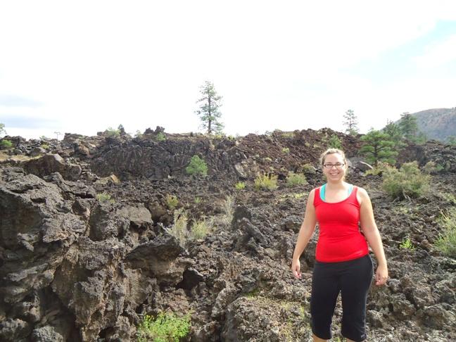lava crater arizona