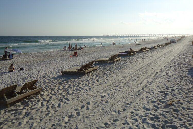 beach pensacola