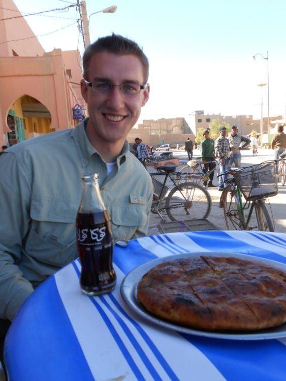 berber pizza morocco travel tips