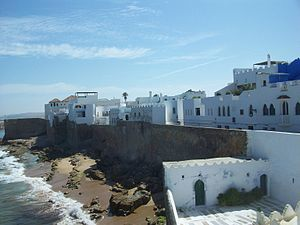 asilah | two week morocco itinerary