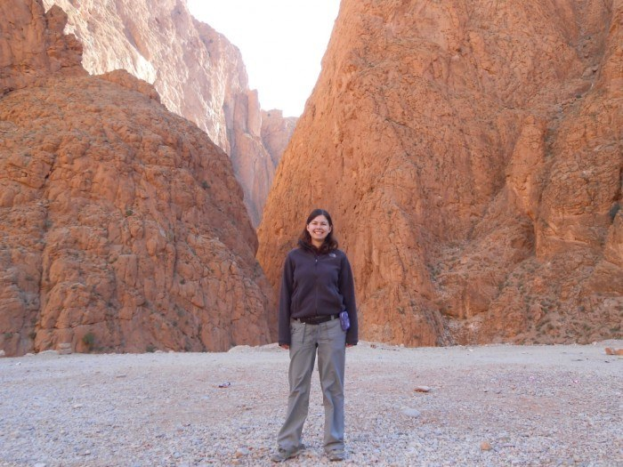 todra gorge | two week morocco itinerary