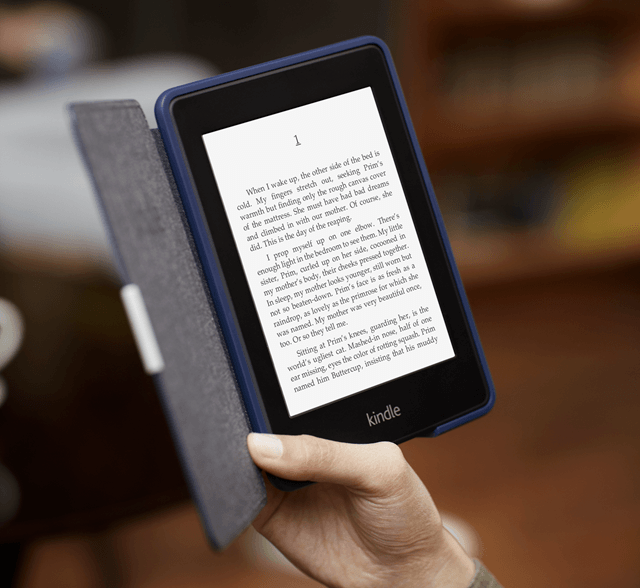 Amazon Kindle Paperwhite travel gadgets