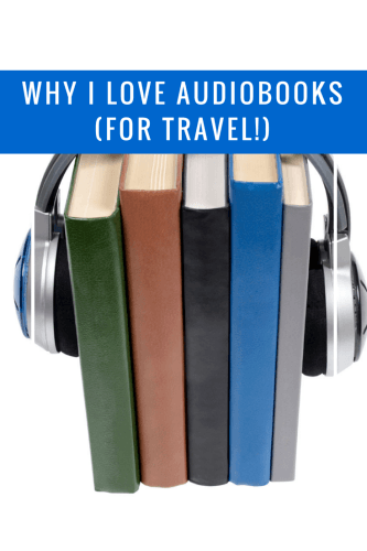 Audiobooks can be borrowed for free (digitally!) from many local libraries and make great entertainment on roadtrips, long flights, and even on the beach. Learn more at https://sightdoing.net/free-books-at-library/ #travel #reading