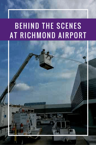 What goes on behind the scenes of an airport? A day in the life of staff of an employee!