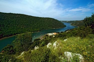 Limski Kanal (located between Porec & Rovinj)