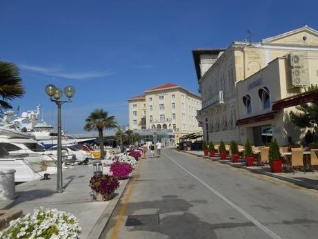 The Streets of Porec