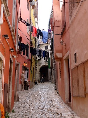 Old Town Rovinj where to stay in istria