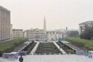 One of the prettier spots in Brussels