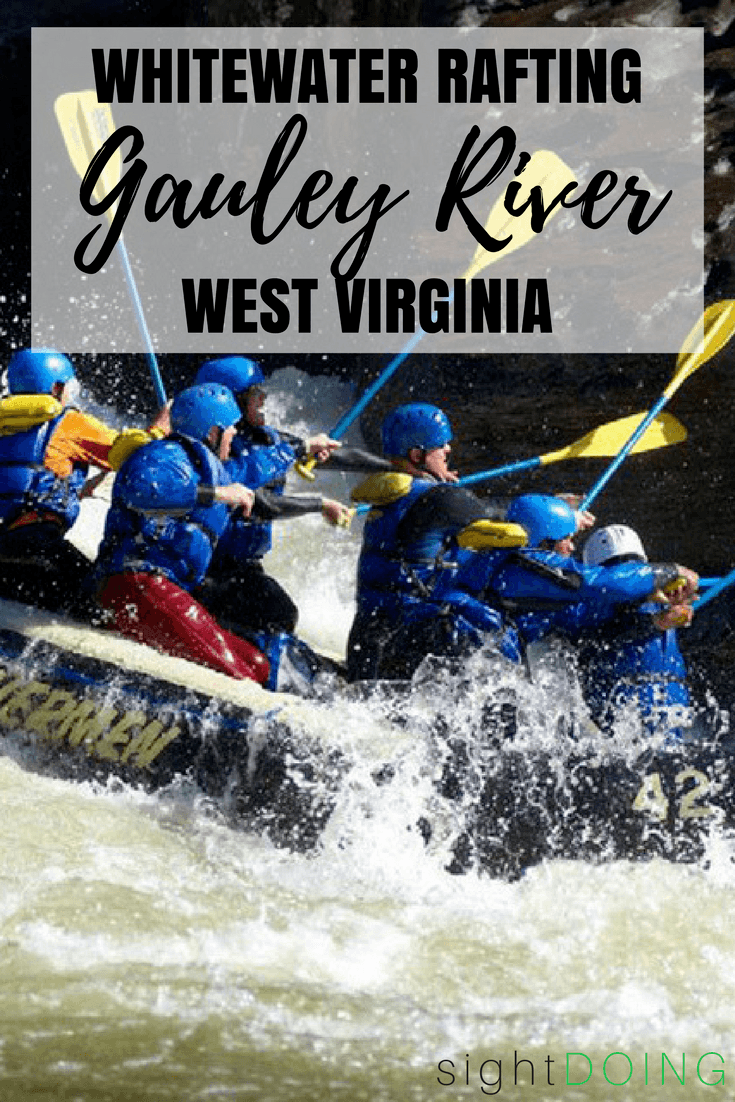 The Gauley River in West Virginia is some of the best whitewater rafting you'll ever do! Check out Class IV and V white water rapids with these tips to save money, what to wear, and how to plan your WV trip.