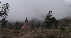 Mitad del Mundo (outside Quito)