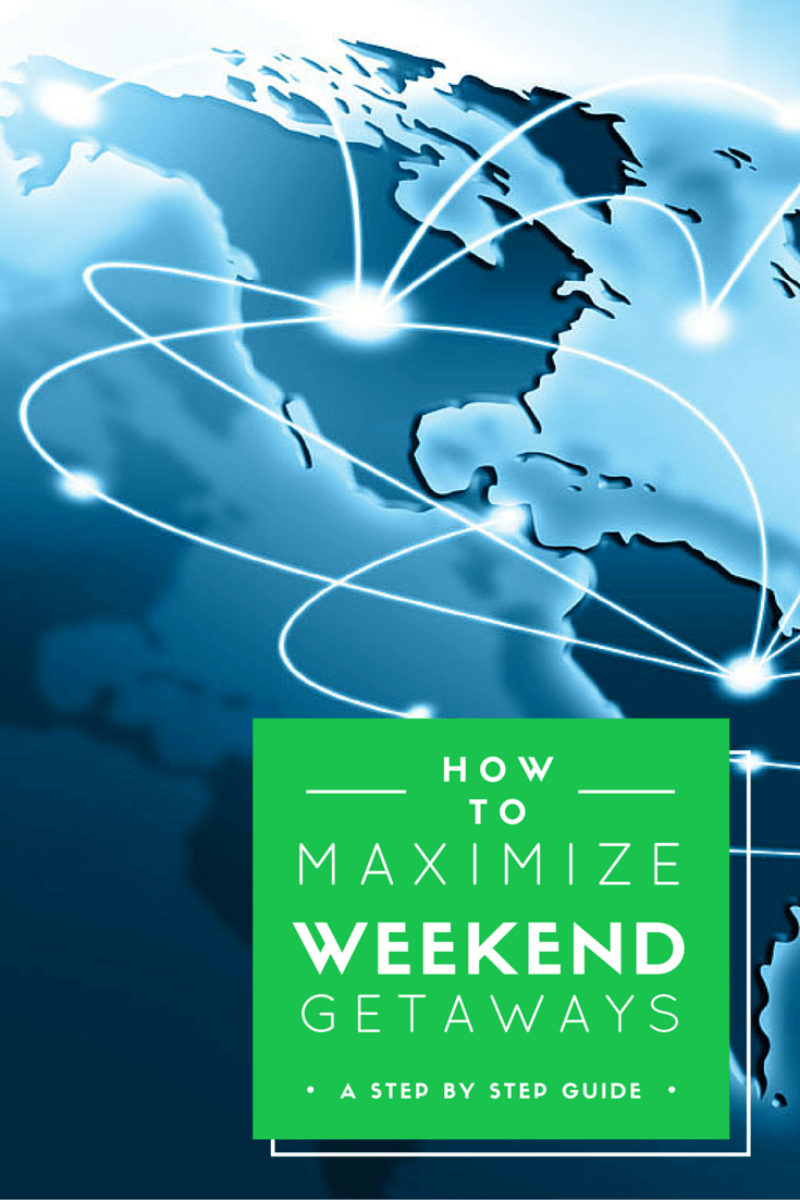Learn how to make the most of a short trip with these simple tips.