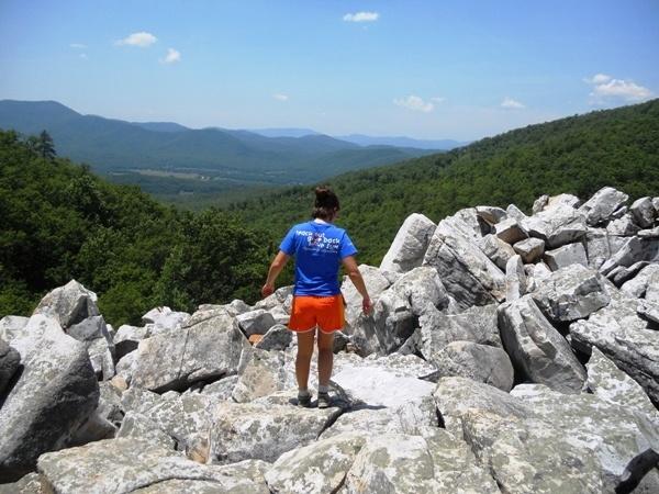 best hikes in virginia devil's marbleyard