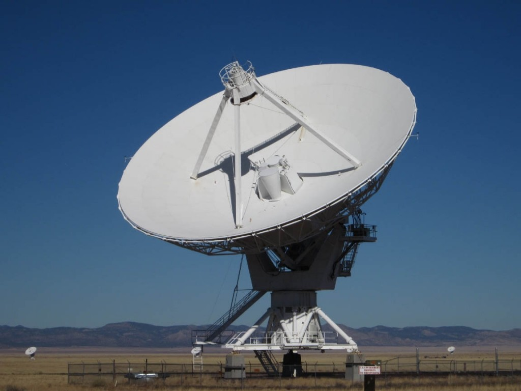 Very Large Array Socorro