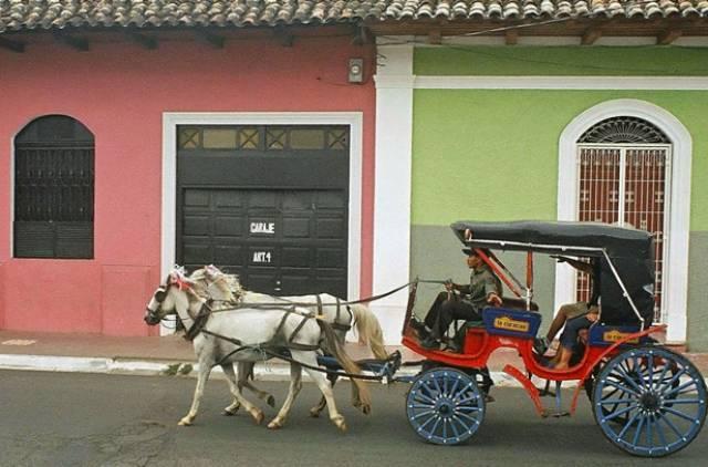 Granada nicaragua travel guide