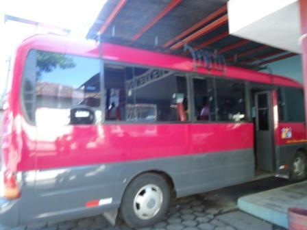 how to get from granada to leon | step 1 bus from granada to managua