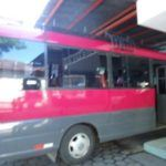 Bus from Granada to Managua / Nicaragua Travel guide
