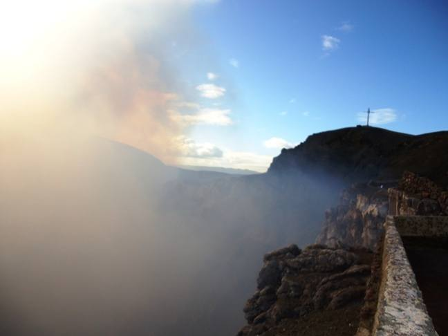 best volcanoes to visit in central america masaya