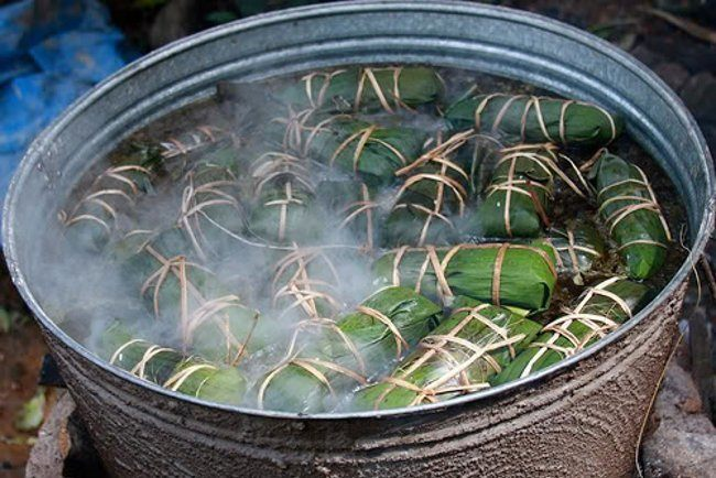 nicaragua food nacatamal nacatamales nicaraguan food
