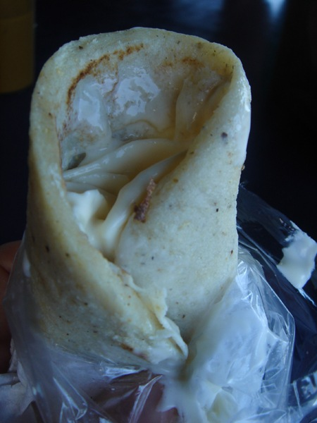 Quesillo is a great example of Nicaragua food. This tasty treat is what to eat in Nicaragua! (nicaraguan food)