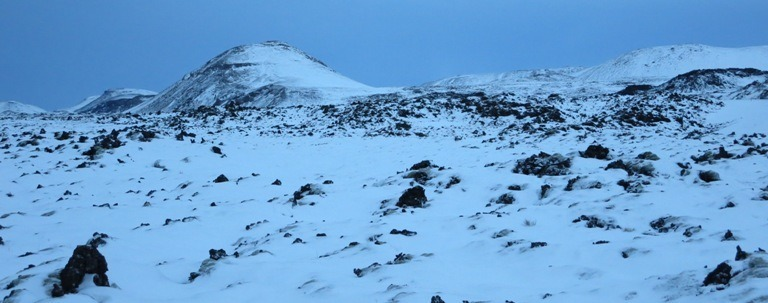 Does Iceland look nice to you? (Spectacular, yes, but covered in ice and snow!)