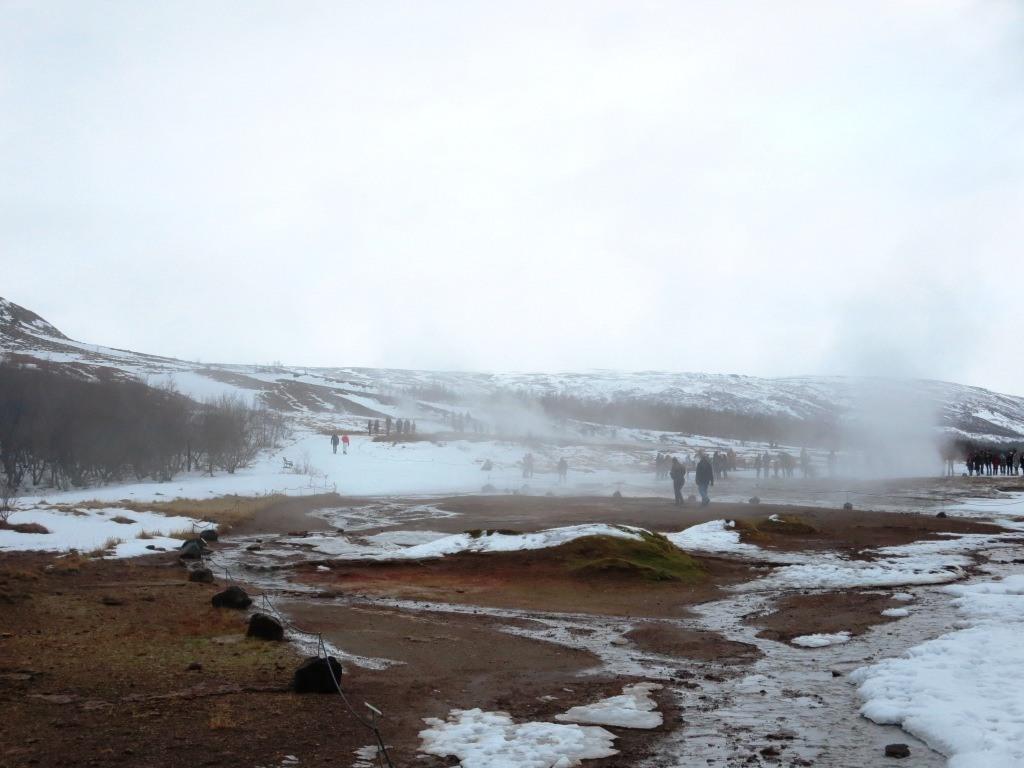 geysir golden circle iceland