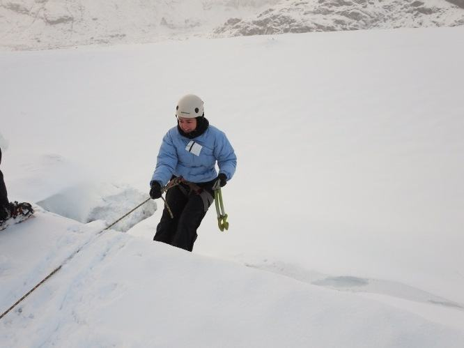   arcanum ice climbing iceland