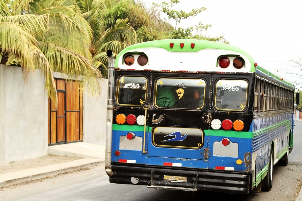 Taking the local bus from Leon to Las Penitas will cost about 50 cents and takes ~45 minutes.