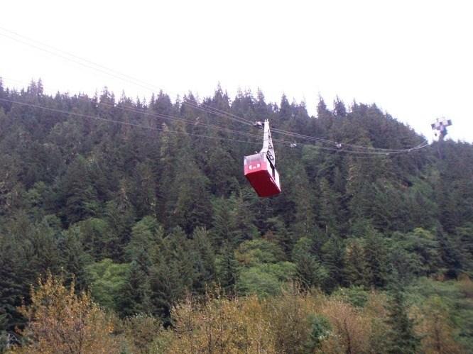 Mount Roberts Tram, Juneau, Alaska