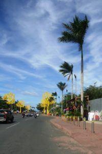 Streets of Managua, Nicaragua
