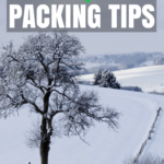 Use these tips on how to dress for winter weather (and pack for snowy trips) to better enjoy your next winter vacation. Includes a layering guide for winter clothes!