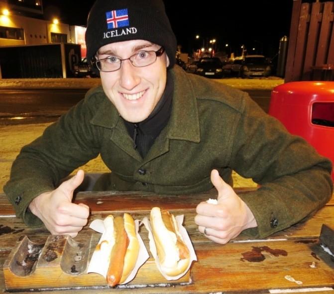 hot dogs iceland at reykjavik restaurants