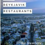 Iceland is expensive but these Reykavik restaurants are affordable AND delicious. Full article at https://sightdoing.net/four-reykjavik-restaurants-worth-trying/