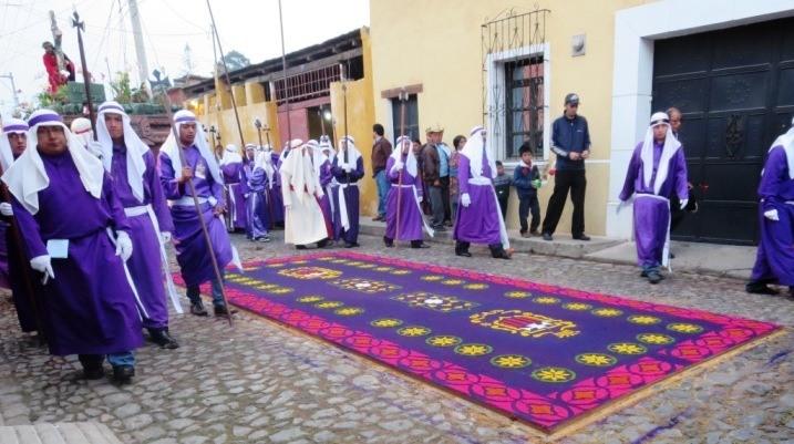 my carpet antigua guatemala semana santa 2
