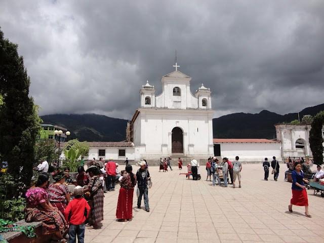 In 2014, Nebaj is a Peaceful Town