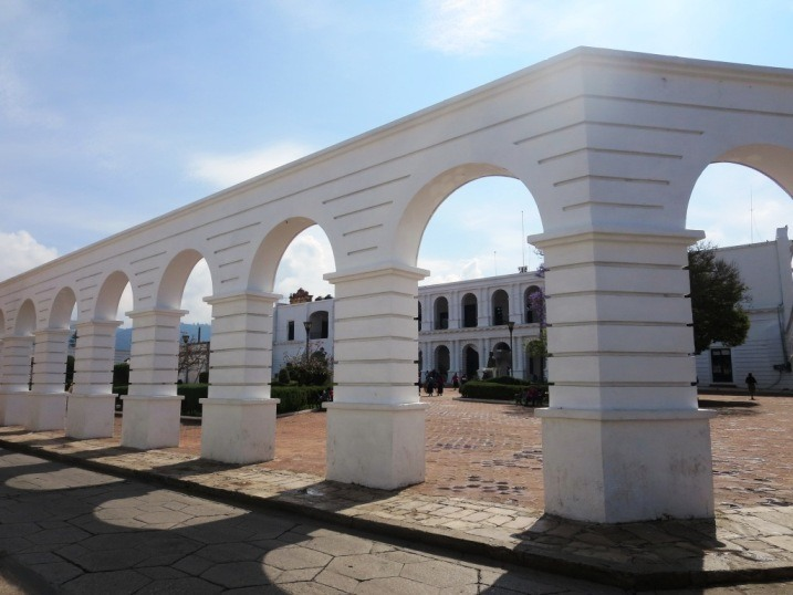 san Cristobal de las Casas arches