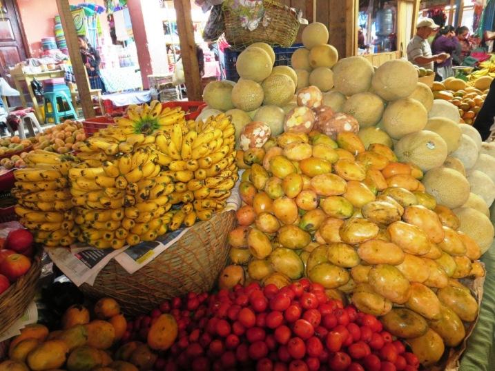 chichicastenango market produce 2