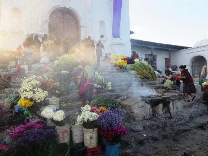 chichicastenango santo tomas church