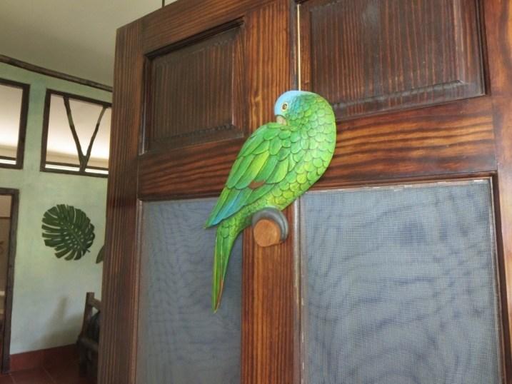 "The ""Loro"" (Parrot) Room"