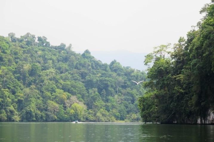 rio dulce boat