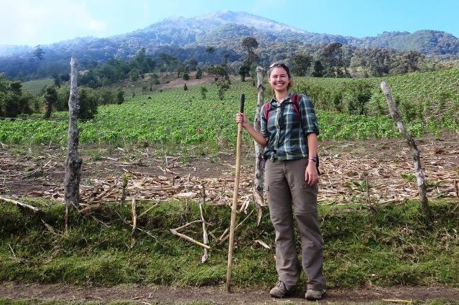 acatenango volcano guatemala trail