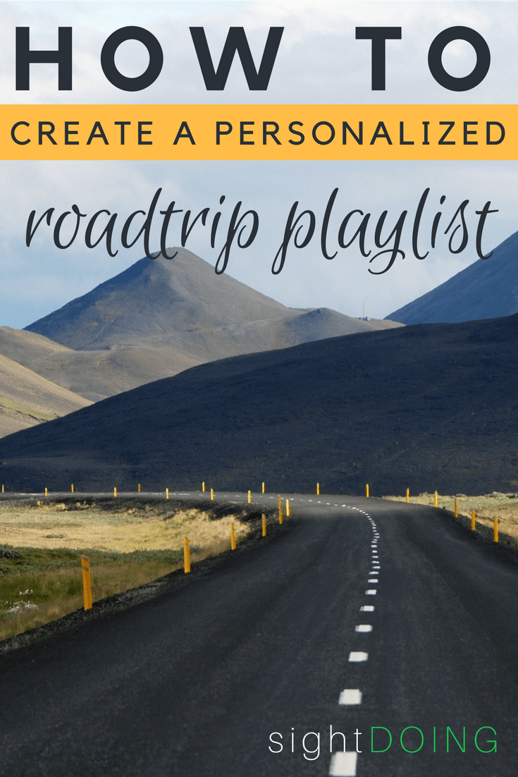 Planning a summer roadtrip? This guide teaches you how to create the ultimate road trip playlist and includes sample songs. The #1 tip teaches you how to build a playlist for any style of music!