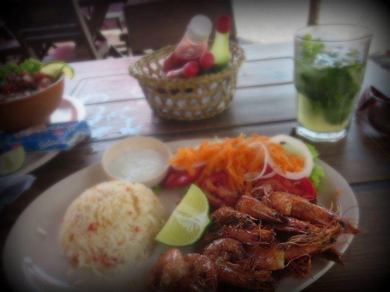 monterrico guatemala shrimp camarones